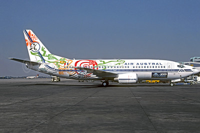 """2000 """"25th Anniversary"""" special livery"""