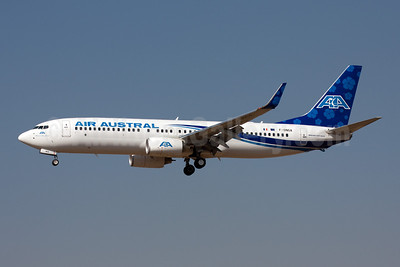 Air Austral Boeing 737-89M WL F-ONGA (msn 40910) JNB (Michael Stappen). Image: 906762.