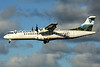 "ATR 72-500 in the new Air Austral ""island livery"""