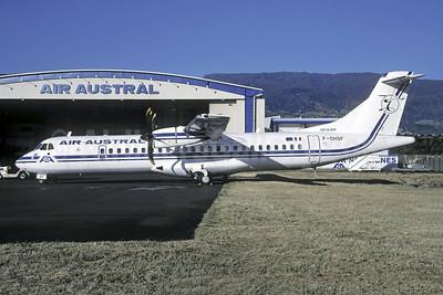 Air Austral ATR 72-212A (ATR 72-500) F-OHSF (msn 650) RUN (Christian Volpati). Image: 950156.