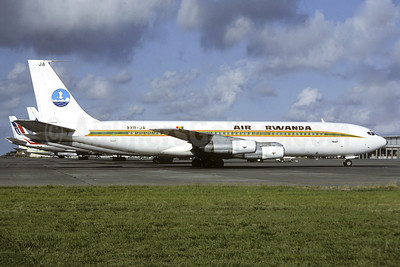 Air Rwanda Boeing 707-328C 9XR-JA (msn 19292) OST (Christian Volpati Collection). Image: 949594.