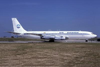 Air Rwanda Boeing 707-328C 9XR-JA (msn 19292) CDG (Christian Volpati). Image: 949595.