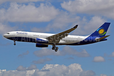 First Airbus A330 for RwandAir, delivered on September 28, 2016
