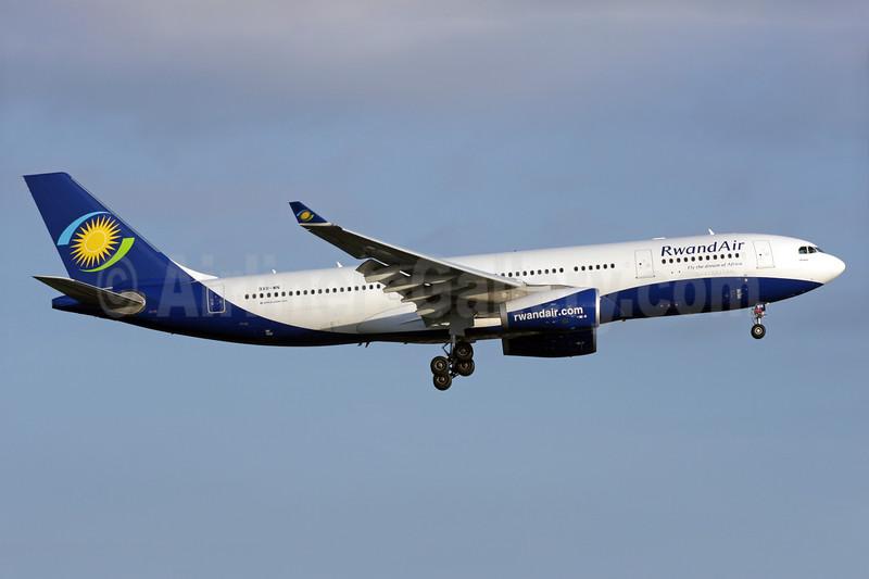 "1st A330-200, ""Ubumwe"", delivered on September 28, 2016"