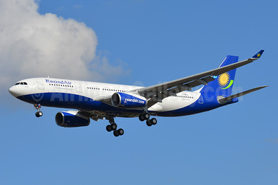 RwandAir Airbus A330-243 F-WWKS (9XR-WN) (msn 1741) TLS (Paul Bannwarth). Image: 935647.
