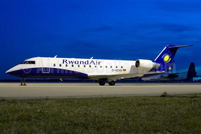 Rwandair Bombardier CRJ200 (CL-600-2B19) D-ACHG (9XR-WA) (msn 7439) CGN (Rainer Bexten). Image: 903863.