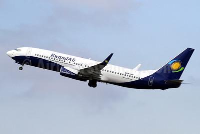 RwandAir Boeing 737-84Y WL 9XR-WF (msn 40892) BFI (James Helbock). Image: 907357.