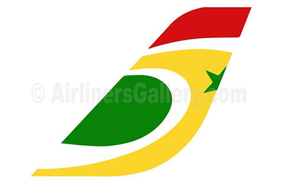 1. Air Senegal (3rd) logo