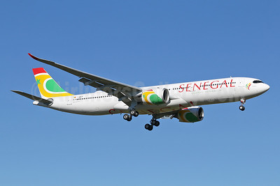 First Airbus A330neo for Air Senegal