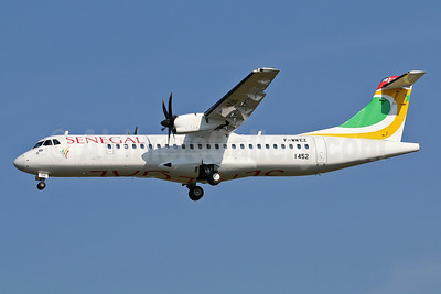 "The ""new"" Air Senegal adds two ATR 72-600s"