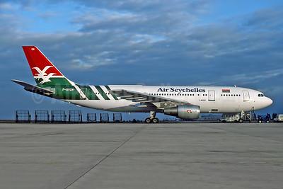 Air Seychelles Airbus A300B4-203 F-BVGM (msn 078) CDG (Christian Volpati). Image: 907270.