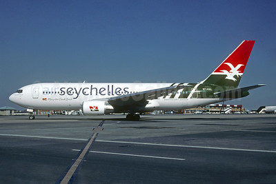 Air Seychelles Boeing 767-204 ER S7-EXL (msn 24013) JNB (Christian Volpati Collection). Image: 942359.