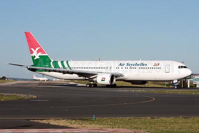 Air Seychelles Boeing 767-3Q8 ER S7-ASY (msn 29368) CDG (Olivier Gregoire). Image: 909782.