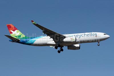 Air Seychelles (Etihad Airways) Airbus A330-243 S7-ADB (msn 751) JNB (Jonathan Druion). Image: 946049.