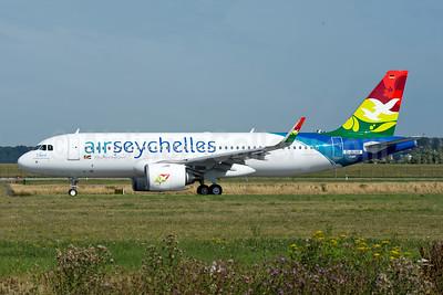 Air Seychelles Airbus A320-251N WL D-AUAR (S7-VEV) (msn 8972) XFW (Gerd Beilfuss). Image: 947380.