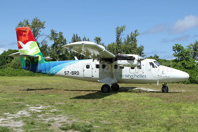 "S7-BRD ""Isle of Bird"" on Bird Island, Seychelles"