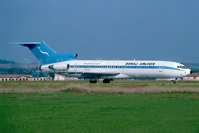 Somali Airlines Boeing 727-282 6O-SCG (msn 22430) (Jacques Guillem Collection). Image: 950457.