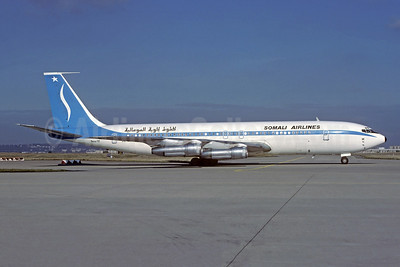 Somali Airlines Boeing 707-338C 6O-SBM (msn 18953) ORY (Christian Volpati). Image: 948344.