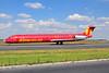 1time Aero (1time.co.za) McDonnell Douglas DC-9-83 (MD-83) ZS-OPZ (msn 49617) JNB (Christian Volpati). Image: 909712.
