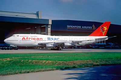 Airline Color Scheme - Introduced 1999 (never started)
