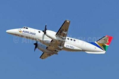 Airlink (South African Airlink) BAe Jetstream 41 ZS-NRJ (msn 40162). JNB (Felix Gottwald). Image: 907453.