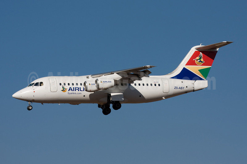 RJ85s to be replaced with new Embraer E170s and E190s by 2020