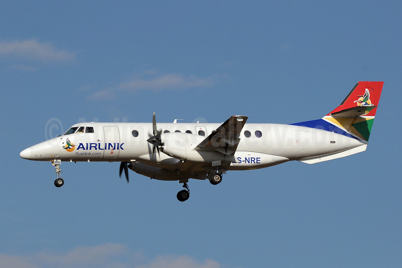 Airline Color Scheme - Introduced 1997 (SAA)