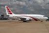 Bionic Aviation Boeing 737-2Q8C ZS-PVU (msn 21959) JNB (Rainer Bexten). Image: 906260.