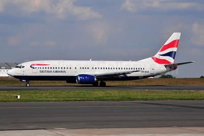 British Airways-Comair (South Africa) Boeing 737-4L7 ZS-OAA (msn 26960) JNB (Ton Jochems). Image: 953724.