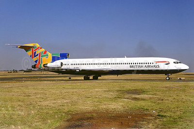 Airline Color Scheme - Introduced 1997 (Colum)