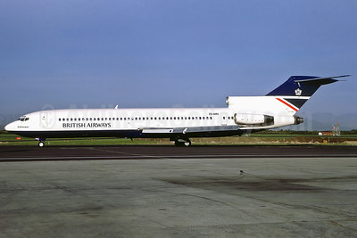 Airline Color Scheme - Introduced 1984 - Operated by Comair (SA)