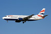 British Airways-Comair (South Africa) Boeing 737-376 ZS-OKK (msn 23485) JNB (Michael Stappen). Image: 907435.
