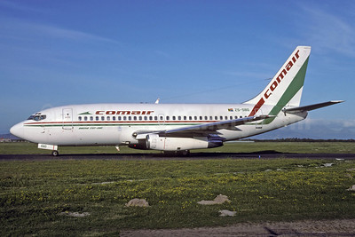 Comair (Commercial Air Services) (South Africa) Boeing 737-244 ZS-SBO (msn 20329) CPT (Rolf Wallner). Image: 912729.