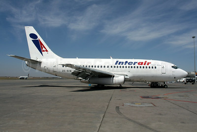 Interair South Africa Boeing 737-244 ZS-SIM (msn 22828) JNB (Christian Volpati). Image: 910128.