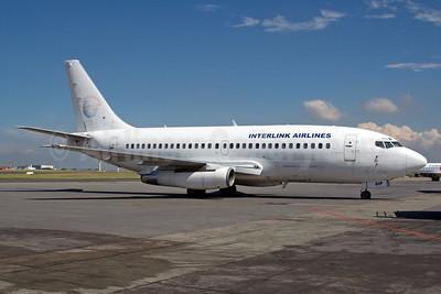 Interlink Airlines Boeing 737-230 ZS-SIP (msn 22116) JNB (Rainer Bexten). Image: