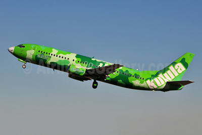 """2007 """"no one saw us coming - camoplane"""" special livery"""