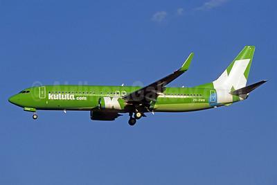 Kulula (kulula.com) Boeing 737-8LD WL ZS-ZWB (msn 40852) JNB (Christian Volpati). Image: 911553.