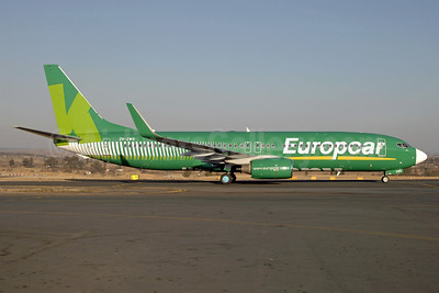 Kulula (kulula.com) Boeing 737-86N WL ZS-ZWS (msn 32732) (Europcar) HLA (TMK Photography). Image: 920515.