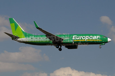 Kulula (kulula.com) Boeing 737-86N WL ZS-ZWS (msn 32732) (Europcar) JNB (Paul Denton). Image: 921011.