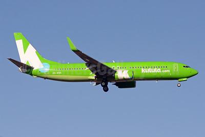 Kulula (kulula.com) Boeing 737-8LD WL ZS-ZWA (msn 40851) JNB (TMK Photography). Image: 920513.