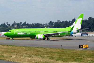 Kulula (kulula.com) Boeing 737-8LD WL ZS-ZWA (msn 40851) BFI (Joe G. Walker). Image: 908730.