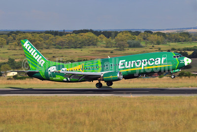 Kulula (kulula.com) Boeing 737-4S3 ZS-OAO (msn 24163) (Europcar) HLA (Ton Jochems). Image: 904685.
