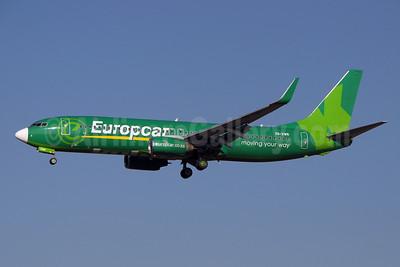 Kulula (kulula.com) Boeing 737-85P WL ZS-ZWR (msn 28382) (Europcar) JNB (Paul Denton). Image: 911551.