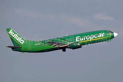 Kulula Boeing 737-4S3 ZS-OAP (msn 24167) (Europcar) JNB (Paul Denton). Image: 910156.
