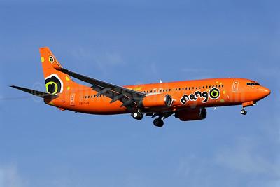 Mango (South African Airways) Boeing 737-8BG WL ZS-SJG (msn 32353) JNB (Rainer Bexten). Image: 906453.