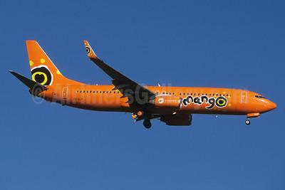Mango (South African Airways) Boeing 737-8BG WL ZS-SJP (msn 32358) JNB (Christian Volpati). Image: 911556.