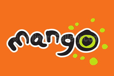 1. Mango logo
