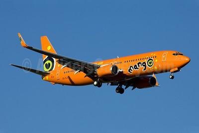 Mango (South African Airways) Boeing 737-8BG WL ZS-SJL (msn 32356) JNB (Rainer Bexten). Image: 903274.