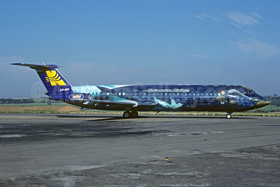 """1998 """"The Right Whale"""" special livery"""