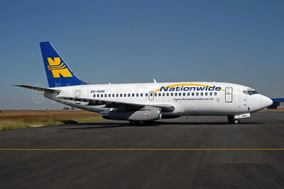Nationwide Airlines (South Africa) Boeing 737-258 ZS-OOC (msn 22856) JNB (Ton Jochems). Image: 954142.
